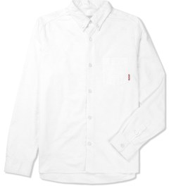 FUCT SSDD White SSDD Oxford Shirt Picture