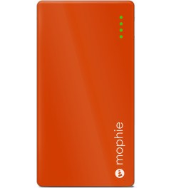 mophie Orange Power Station Mini Picture