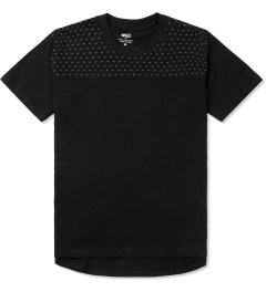 Mott Street Cycles Black Blot Cut & Sew T-Shirt Picutre