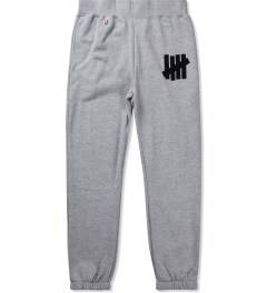 Undefeated Heather Grey 5 Strike Sweatpants Picutre