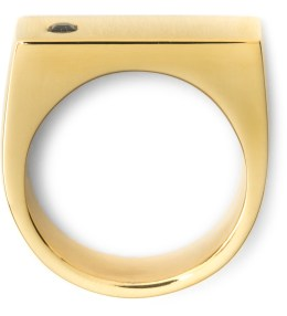 Mister Gold Mr. Bars Ring Picture