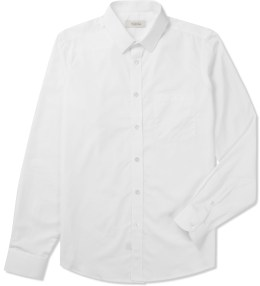 Uniforms for the Dedicated White Nantes Regular Shirt Picture