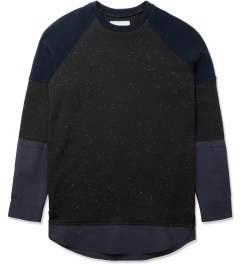 Still Good Navy Jazz Sweatshirt Picutre