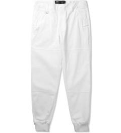 Publish White Legacy Jogger Pants Picutre