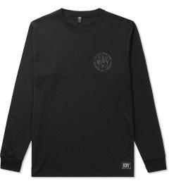 ICNY Black Running Club L/S T-Shirt Picutre