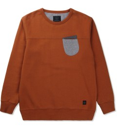 Ucon Rust Aden Sweater Picutre