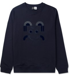 A.P.C. Navy Mister T Sweater Picture