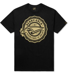 Benny Gold Black Book Plane T-Shirt Picture