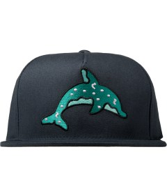 Odd Future Navy Dolphin Donut Cap Picture