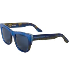 Études Studio RETROSUPERFUTURE x Etudes Gals Super Manuel Color Sunglasses Model Picture