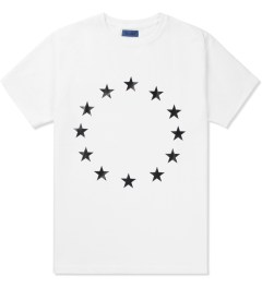 Études Studio White Star Powder Slim T-Shirt Picutre