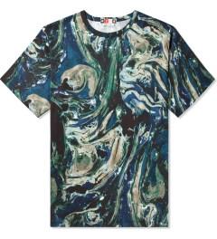 MSGM Navy/Blue Maglia T-Shirt Picutre