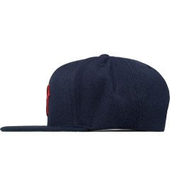 Undefeated Navy 5 Strike FA14 Cap Model Picutre