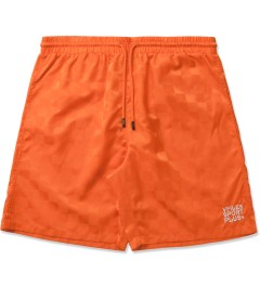 VFILES Orange Striker Shorts Picture