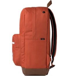 Herschel Supply Co. Orange Pop Quiz Backpack Model Picture