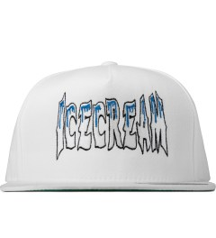 ICECREAM White Cold Ice Logo Cap Picutre