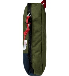 TOPO DESIGNS Navy/Olive Pack Bag Model Picture