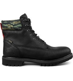 Black Scale Timberland x Black Scale Black 6-inch Premium Boots Picture