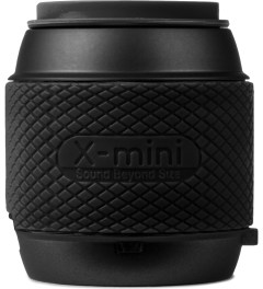 X-mini Black X-Mini ME Thumbsize Speaker Picture