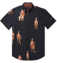 i love ugly. Black Englishman Short Sleeve Shirt Picutre