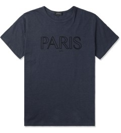 A.P.C. Marine Paris APC T-Shirt Picture