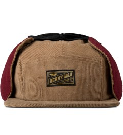 Benny Gold Coffee Fargo Dog Eared 5 Panel Cap Picture