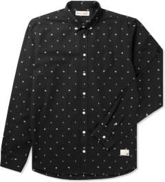 Libertine-Libertine Black/White Hunter Shirt Picutre