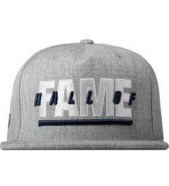 Hall of Fame Heather Patriot Snapback Cap Picutre