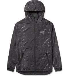 HUF Black Marble 10K Tech Jacket Picture