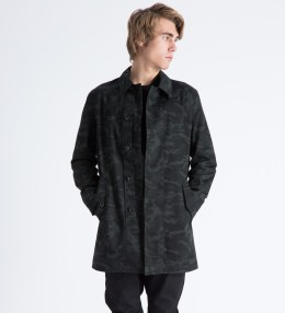 Surface to Air Black Camo Langford V2 Mac Coat Picture