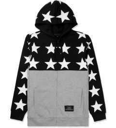Black Scale Black Just Black Hoodie Picture