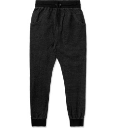 Thing Thing Black Grain MN Shinobi Trackie Pants Picutre