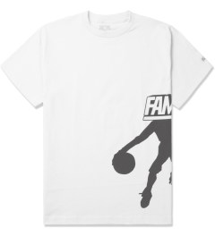 Hall of Fame White Blockhead T-Shirt Picture