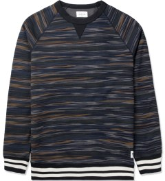 Wood Wood Flickercamo Hester Sweater Picture