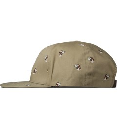 Penfield Tan Hound Print Kramer Adjustable Cap Model Picture