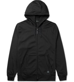 UNYFORME Black Jones Big Hole Hooded Jacket Picutre