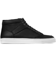 ETQ Dark Anthracite High Top Sneakers Picutre