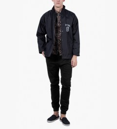 ZANEROBE Navy Camo Predator S/S Shirt Model Picture