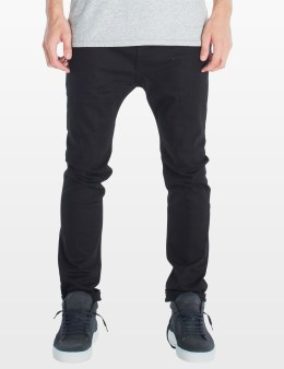 ZANEROBE Jet Black Low Blow Pants Picture