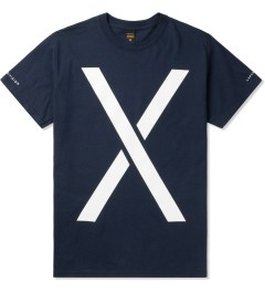10.Deep Navy Larger Living T-Shirt Picutre