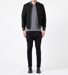 Surface to Air Black IZO Jacket Model Picture