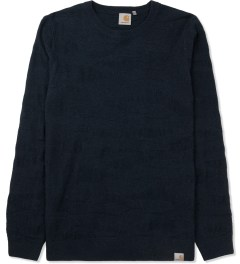 Carhartt WORK IN PROGRESS Black Perril Sweater Picutre