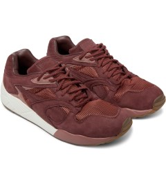 Puma BWGH x PUMA Madder Brown XS-850 Shoes Model Picture
