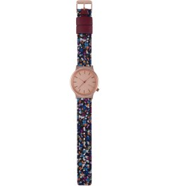KOMONO French Garden Wizard Print Watch Model Picture