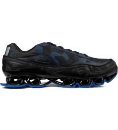 adidas Originals Blue/Camo Raf Simons x Adidas Bounce Sneakers Picutre