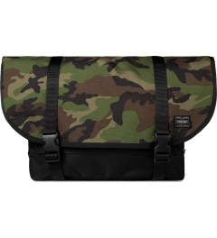 Head Porter Camo Zephyr Messenger Bag Picture