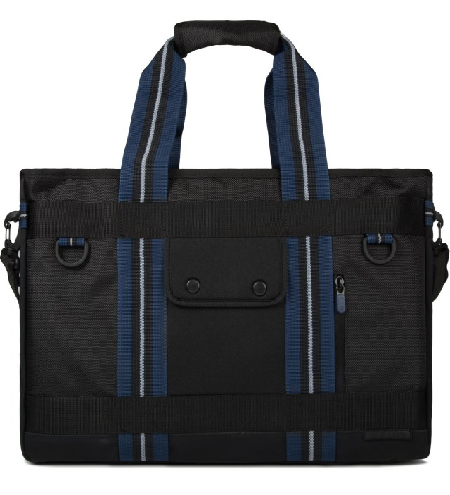 Black Shanghai Tote Bag