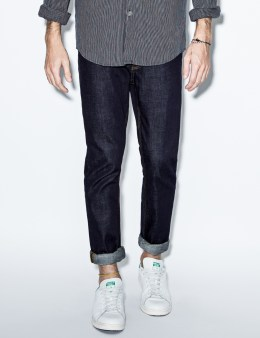 Surface to Air Raw Blue V1 Slim Denim Jeans Picture