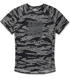 Undefeated Black Camo Technical II S/S T-Shirt Picture