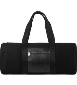 A.P.C. Black Visconti Duffle Bag Picture